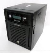 バッファロー テラステーション(BUFFALO TS-XE2.0TL/R5)NAS-RAID-5
