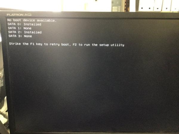 パソコン 立ち上がら ない ノート