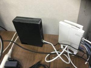 オフィスで便利なNASの共有設定をサポート