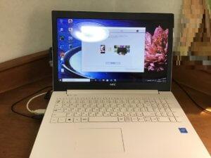 パソコンとプリンターの販売および設定