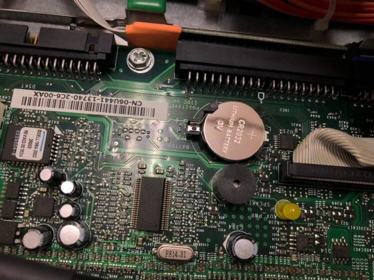 CMOS電池