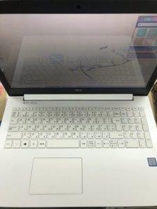 NECのノートPC(PC-NS70CMAW)にメモリを増設して販売