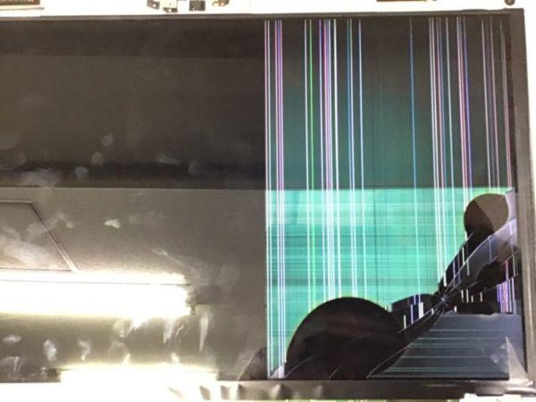 液晶割れ画面