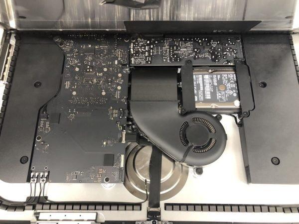 iMac内部