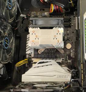 自作パソコンが再起動を繰り返す症状の修理対応