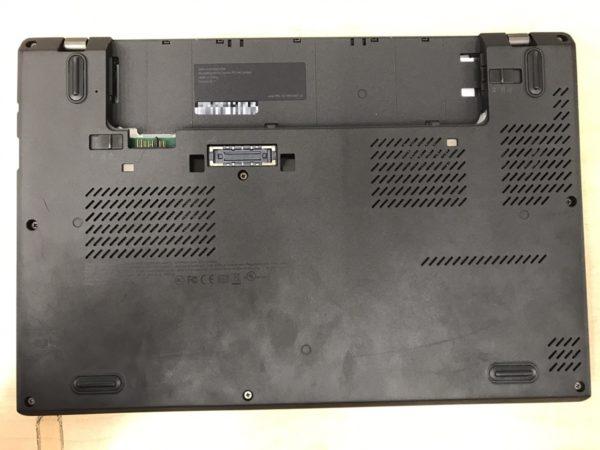 LenovoノートPC ThinkPad X230 のキーボード交換