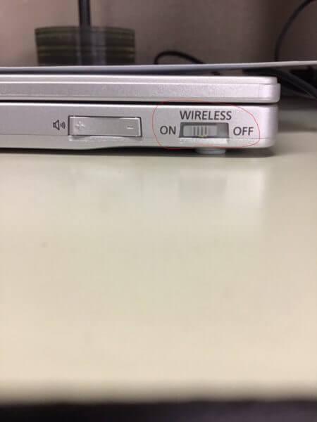 無線スイッチ