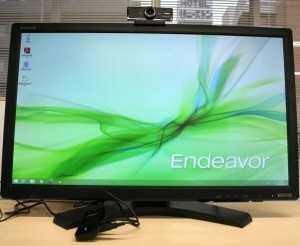 「Endeavor SY01」テレビをパソコンにするスティックPCという選択肢『起動編』