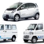 三菱自動車、電気自動車『MiEV』シリーズを値下げ