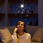 ソニーからBluetoothスピーカー内蔵LED電球が登場