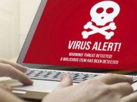 有名なパソコンウイルスの種類と症状、対策と感染後の対処法