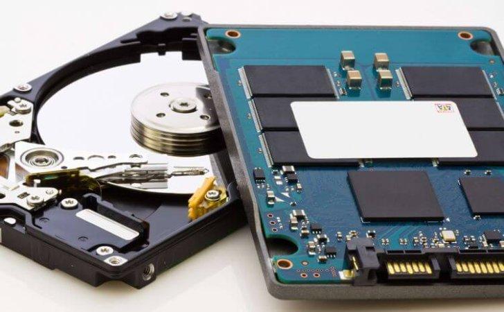 HDDとSSDの特徴や違い