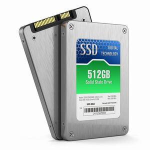 SSD(ソリッドステートドライブ)