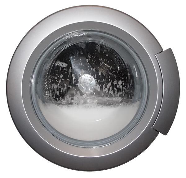 ドラム式洗濯機の洗濯槽掃除