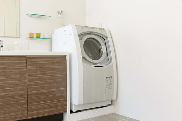 洗濯機の正しい設置とお手入れ