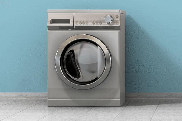 洗濯機の外