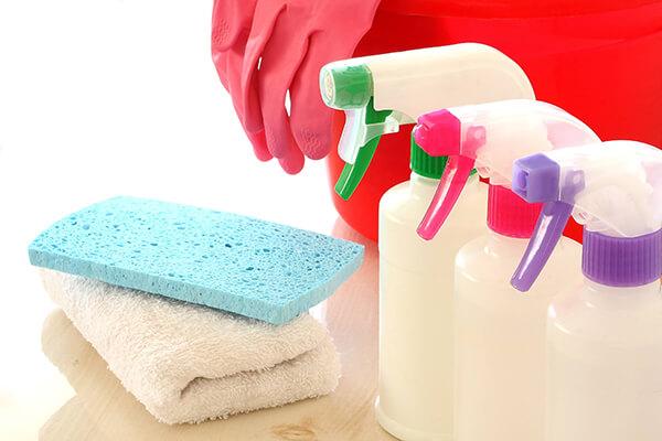 掃除する方法