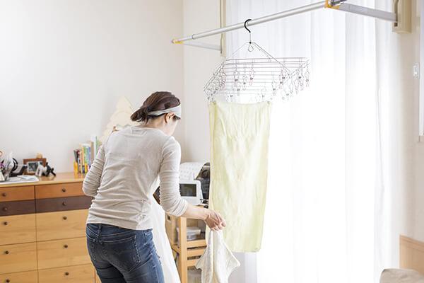 キレイに洗濯するためのコツ