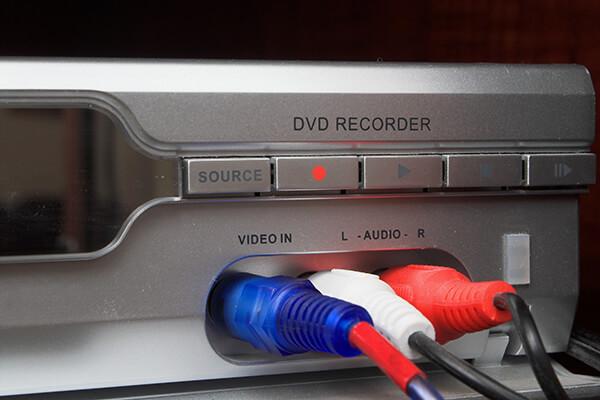 DVD/Blu-rayの節電方法