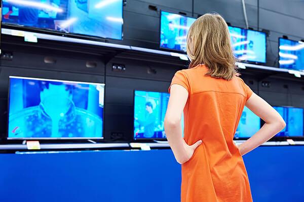 テレビの節電方法