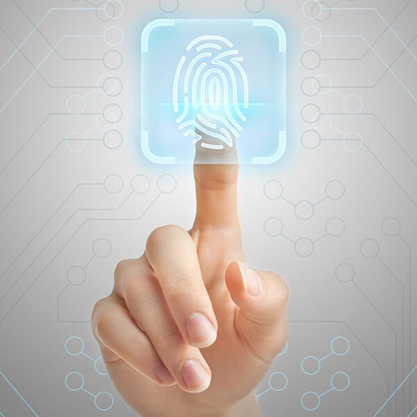 指紋認証で手ぶら決済