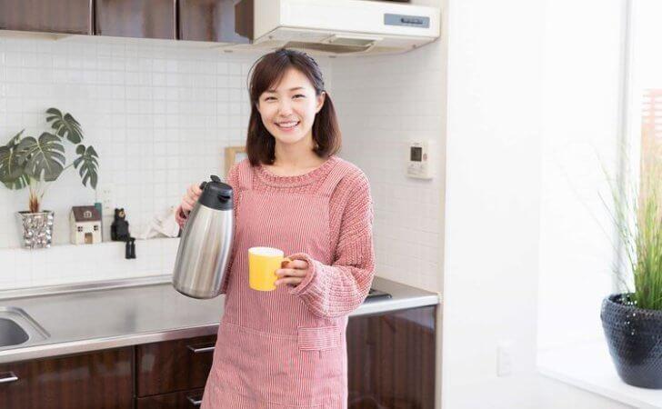 こまめな掃除できれいなお湯をつくろう♪電気ポットのお手入れ方法