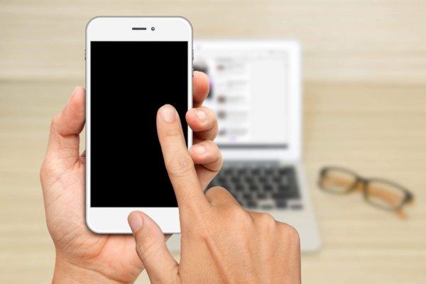 iPhoneとMacを繋げる