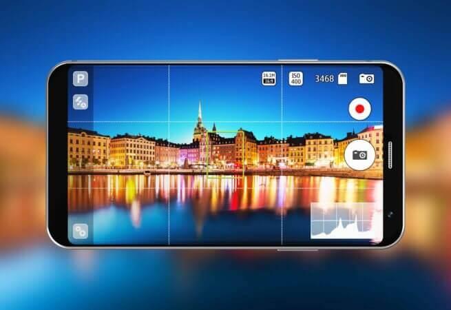 iPhoneやAndroidに搭載されたデュアルカメラ