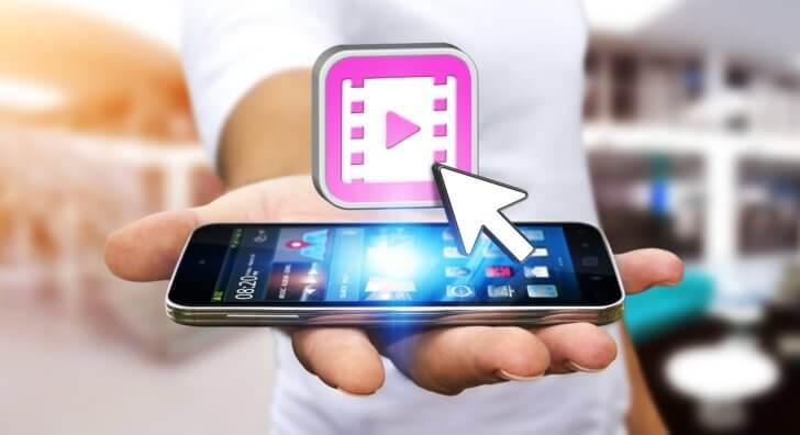 動画アプリで再生できない場合の対処方法