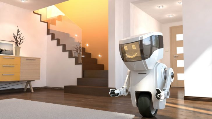 家庭用ロボットの種類と特徴