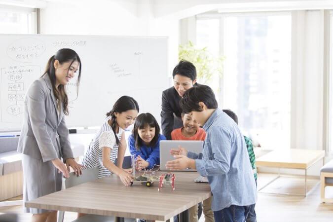 小学校のプログラミング教育の目的