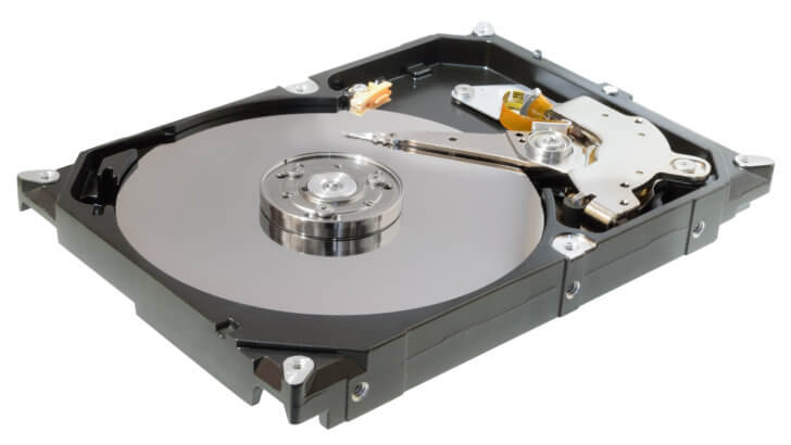 HDDの空き容量を増やして動作改善