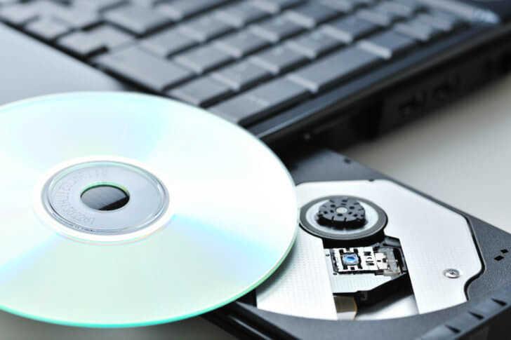 CD&DVDドライブ