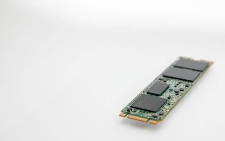 SSDのフォームファクタ