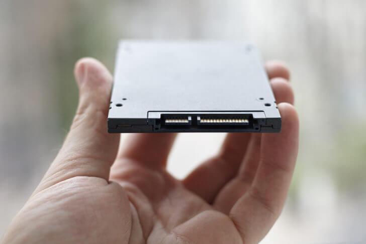 SSDの寿命を迎えた際のサイン