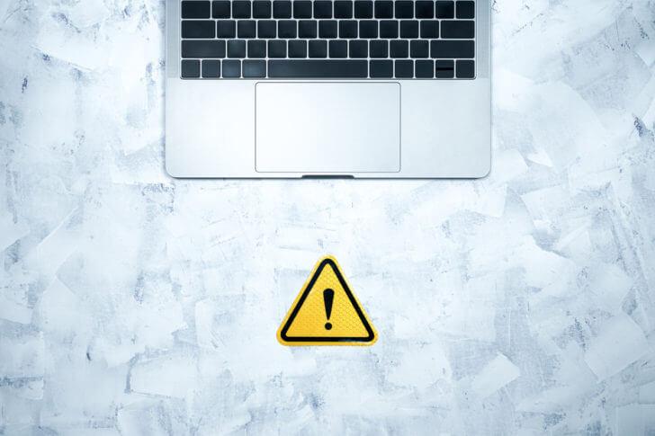 パソコンのメンテナンスを怠ることで起こりうるリスク