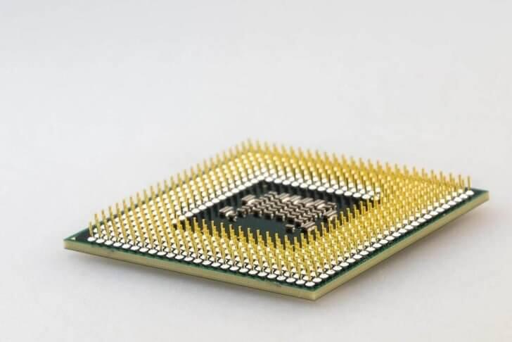 CPUのピン