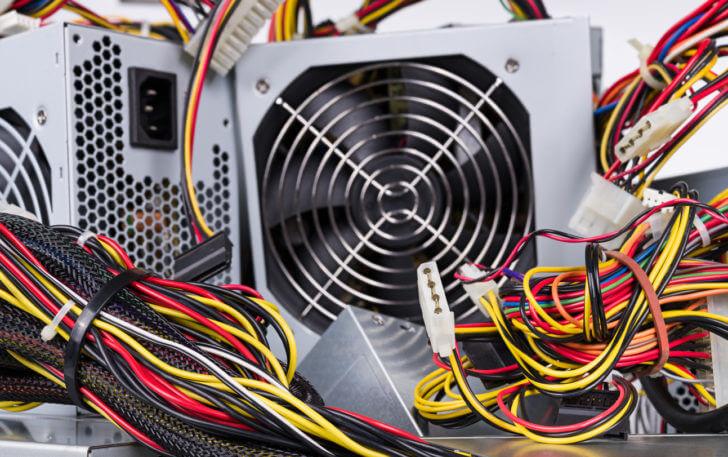 PCの電源ユニットを交換する注意点