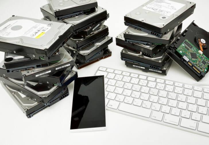 HDDから不要なファイルを削除する方法