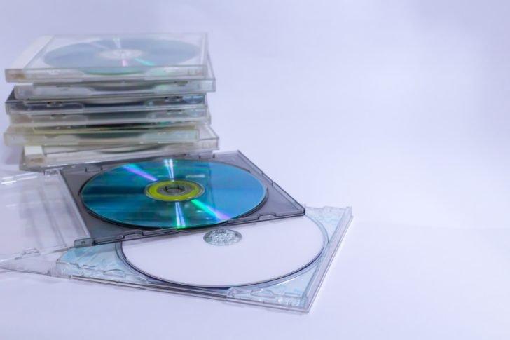 CDやDVDディスクに関するトラブル
